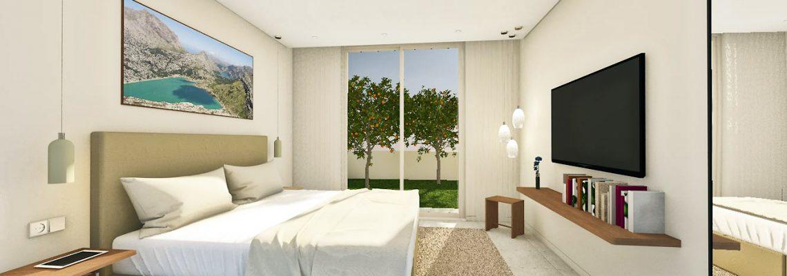 3D Visualisierungen Interior Design