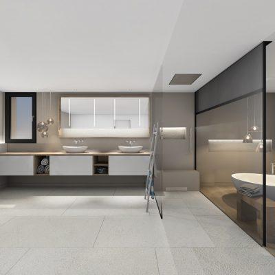 mac Mallorca bathroom design