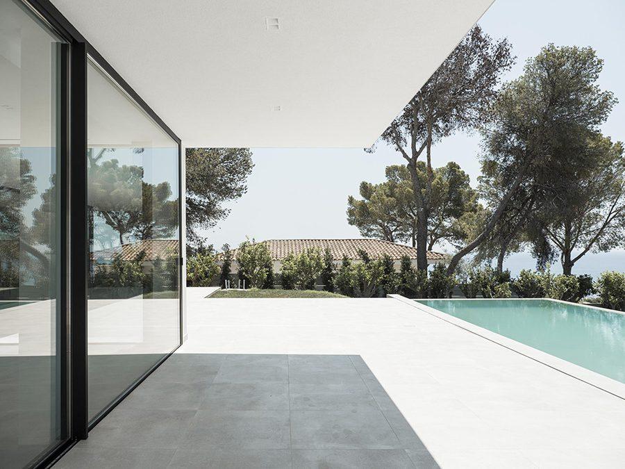 Abbildung Neubau Mallorca